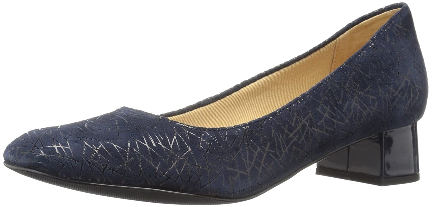 Trotters Women's Lola Dress Pump B019QT5AJG 9.5 N US|Navy