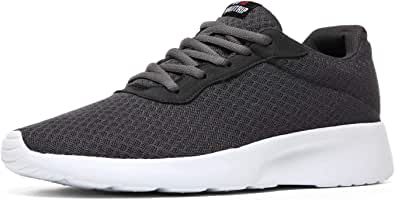 MAIITRIP Mens Lightweight Breathable Mesh Running Sneakers (Size:US7-US14)