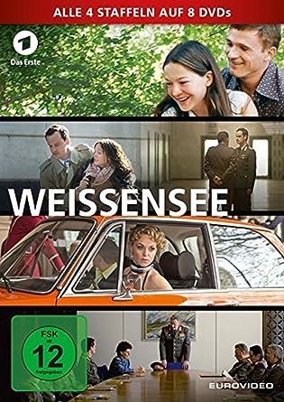 Weissensee Alle Vier Staffeln Auf 8 Dvds Amazonde