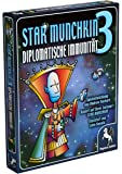 Pegasus Spiele 17166G - Star Munchkin 3, Diplomatische Immunität