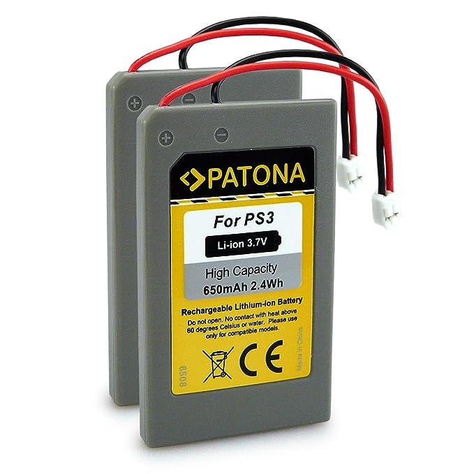 PATONA 2x Bateria reemplaza LIP1359, LIP1859, LIP1472 compatible ...