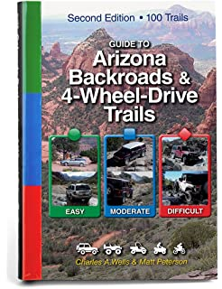 Gem trails of arizona james r mitchell 9781889786476 amazon guide to arizona backroads 4 wheel drive trails 2nd edition fandeluxe Image collections