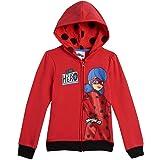 Mädchen Ladybug Cartoon Langarm Hoodie SetMode Lässig miraculous