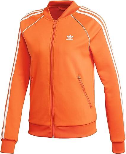 adidas SST TT – Veste, Femme, Orange (NARANJ)