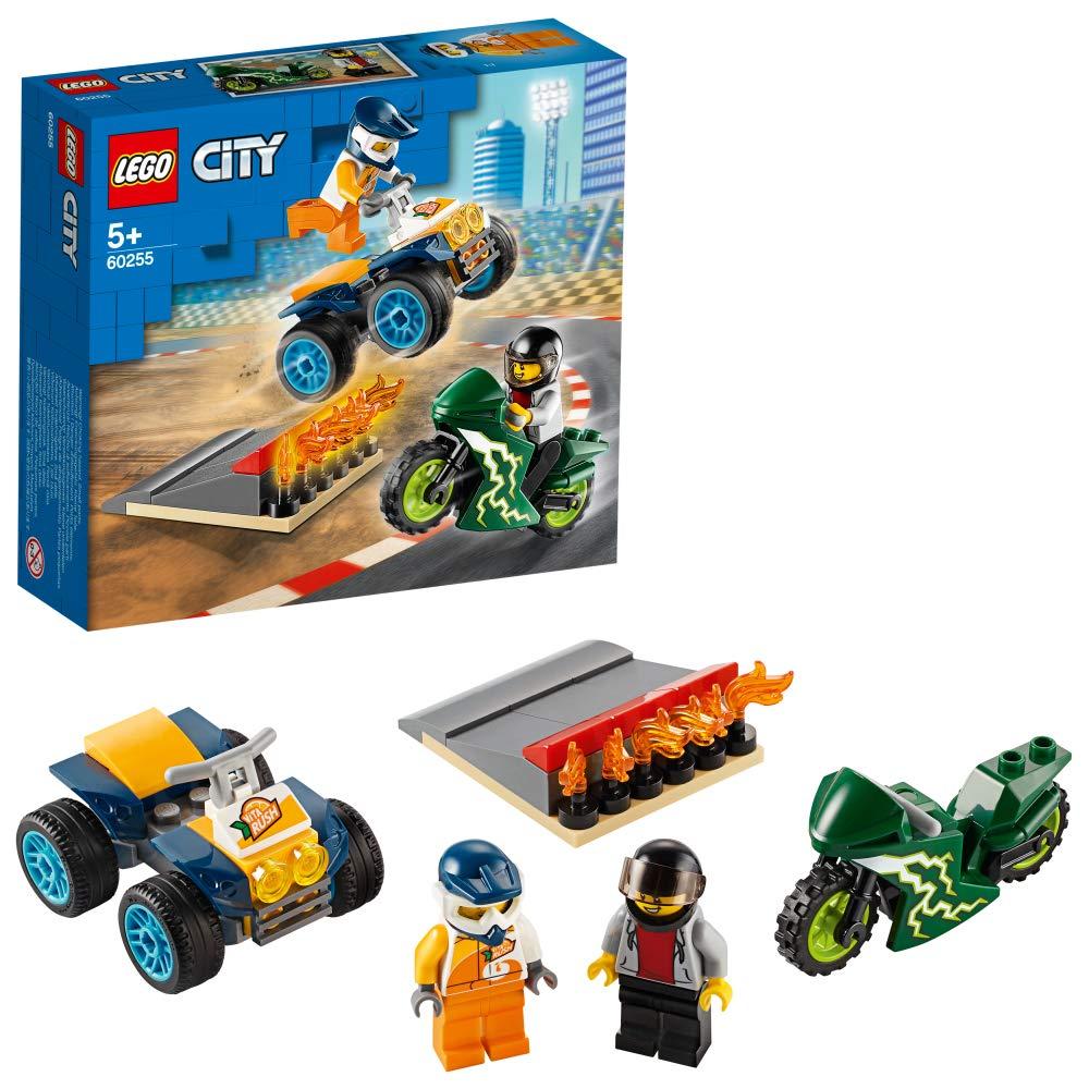 レゴ(LEGO) シティ スタントチーム 60255