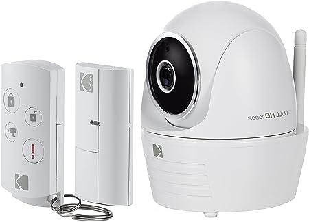 Kodak Ip101wg Starter Security Kamera Kit Schwenken Und Kippen Baumarkt