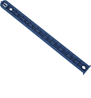 """product image for Wright Tool W110 10"""" Blue Clip Rail for Sets 354, 355, 356, 357, 360, 466, 467, 469"""