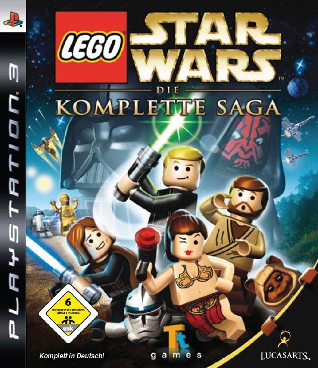 Lego Star Wars - Die komplette Saga: Playstation 3: Amazon.de: Games
