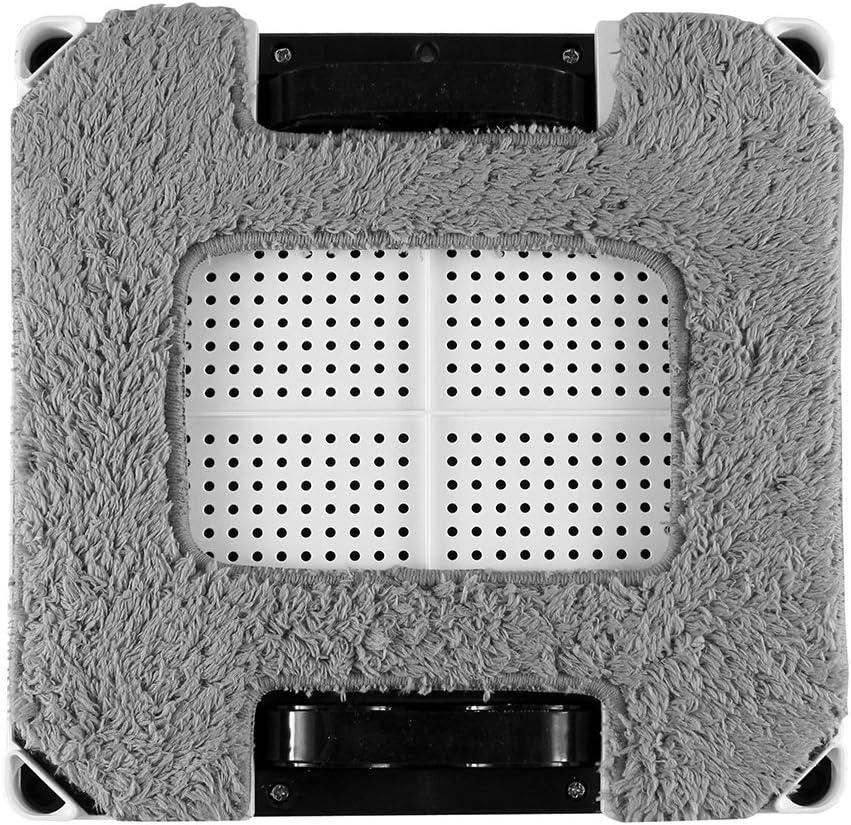 Anself CopRose - Robot Limpador de Ventanas Automático con Mando a Distancia, Limpeza Eléctrica para Cristal de Chimenea Ventana de Cocina Baño, Color Blanco: Amazon.es: Hogar