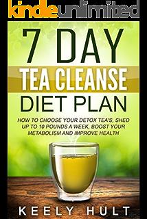 Tea Cleanse: 7 Day Tea Cleanse Diet Plan: How To Choose Your Detox Tea's