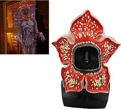 Vercico máscara de demonios de extraño para disfraz, disfraz ...