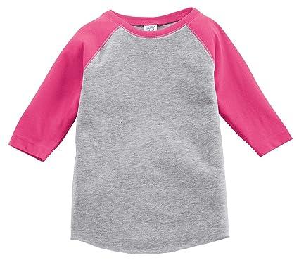 ff2beff89 A Product of Rabbit Skins Toddler Baseball Fine Jersey T-Shirt -Bulk  Discount S