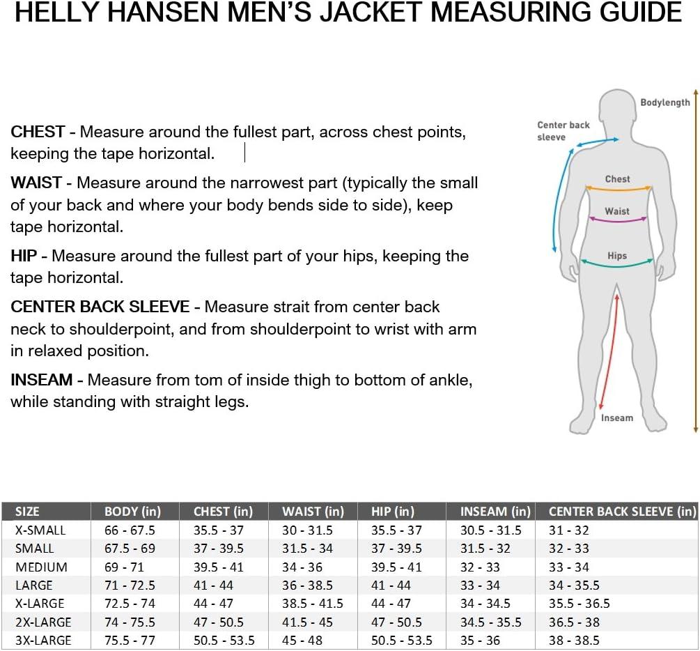 Helly Hansen Grey/980 EBONY