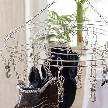 Amazon.com: BOZLIZ - Pinzas para la ropa, resistente al ...