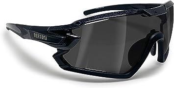 BERTONI Gafas Ciclismo Running MTB Esquí Tennis Padel ...