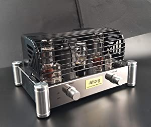 ReisongA10 EL34 Hi-Fi Audio Stereo Tube Amplifier Single-end Class - A Amp