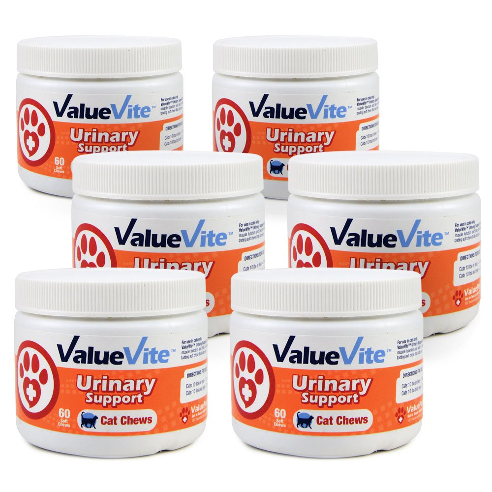 ValueVite Urinary Support Cat Chews, 360 Count