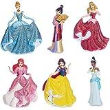 Ufficiale Disney Princess 6 formale Figurine Set