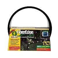 Deals on FiberEdge Solar LED Lighted Fiberglass Edging