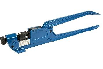 TEMCo Lug Crimper Tool TH0012 - 8 AWG - 0000 AWG(4/0) DIELESS ...