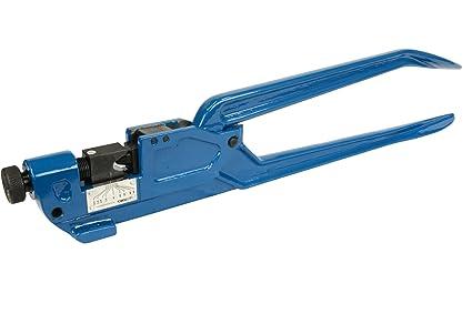 Temco Lug Crimper Tool Th0012  Awg4 0