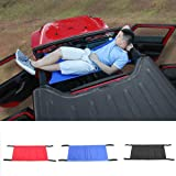 CheroCar Car Roof Rest Bed Hammock for Jeep