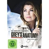 Grey's Anatomy: Die jungen Ärzte - Die komplette 12. Staffel [6 DVDs]