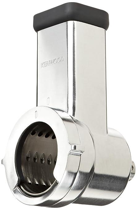 117 opinioni per Kenwood accessorio Tagliaverdure/Grattugia a rulli AT643