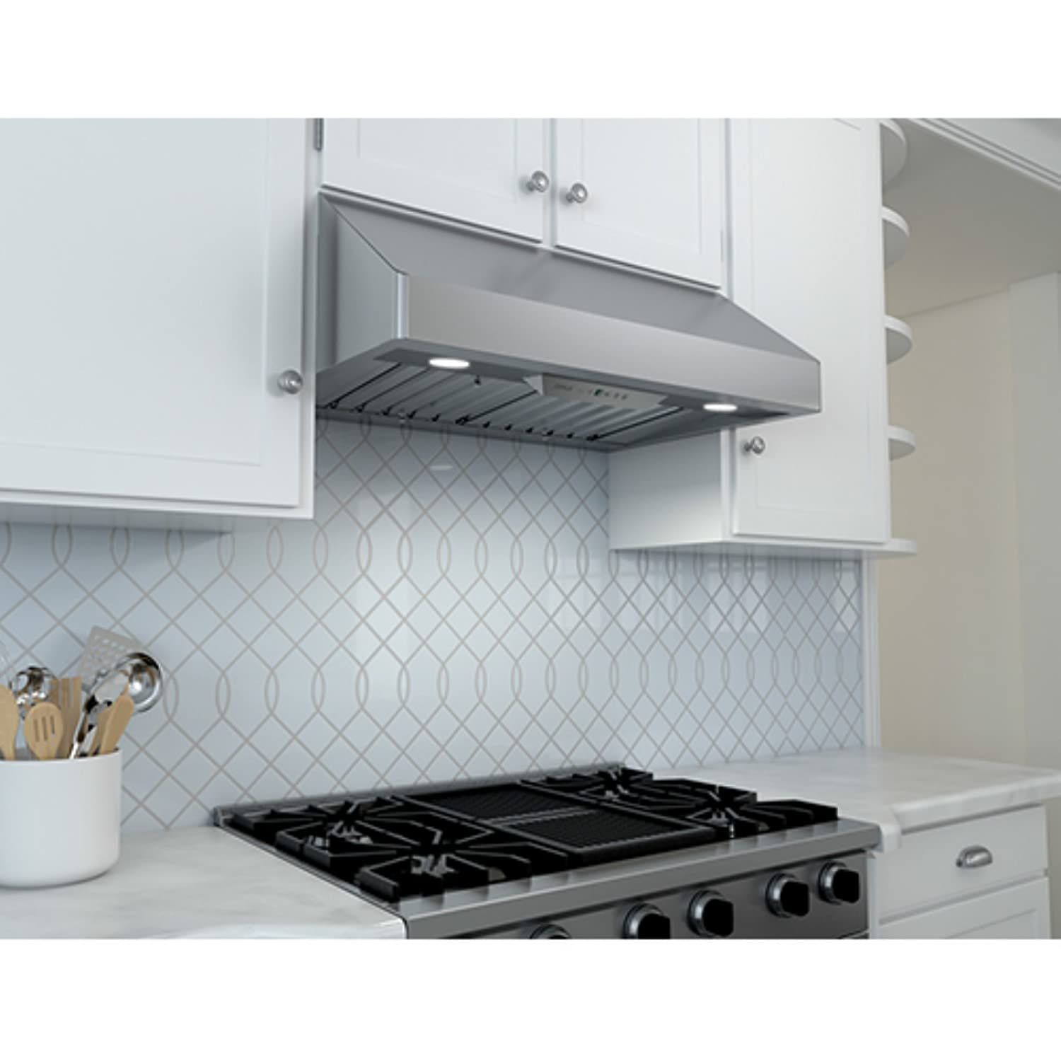 Zephyr under cabinet kitchen hood exhaust fans replacement - Kitchen hood under cabinet ...