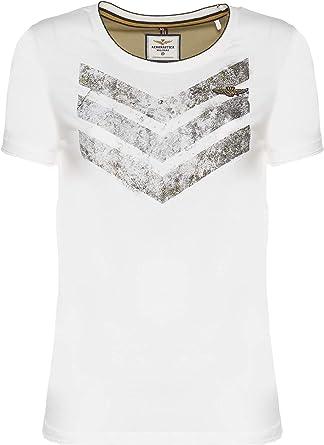 Amazon.es: Aeronautica Militare Camisetas, tops y blusas