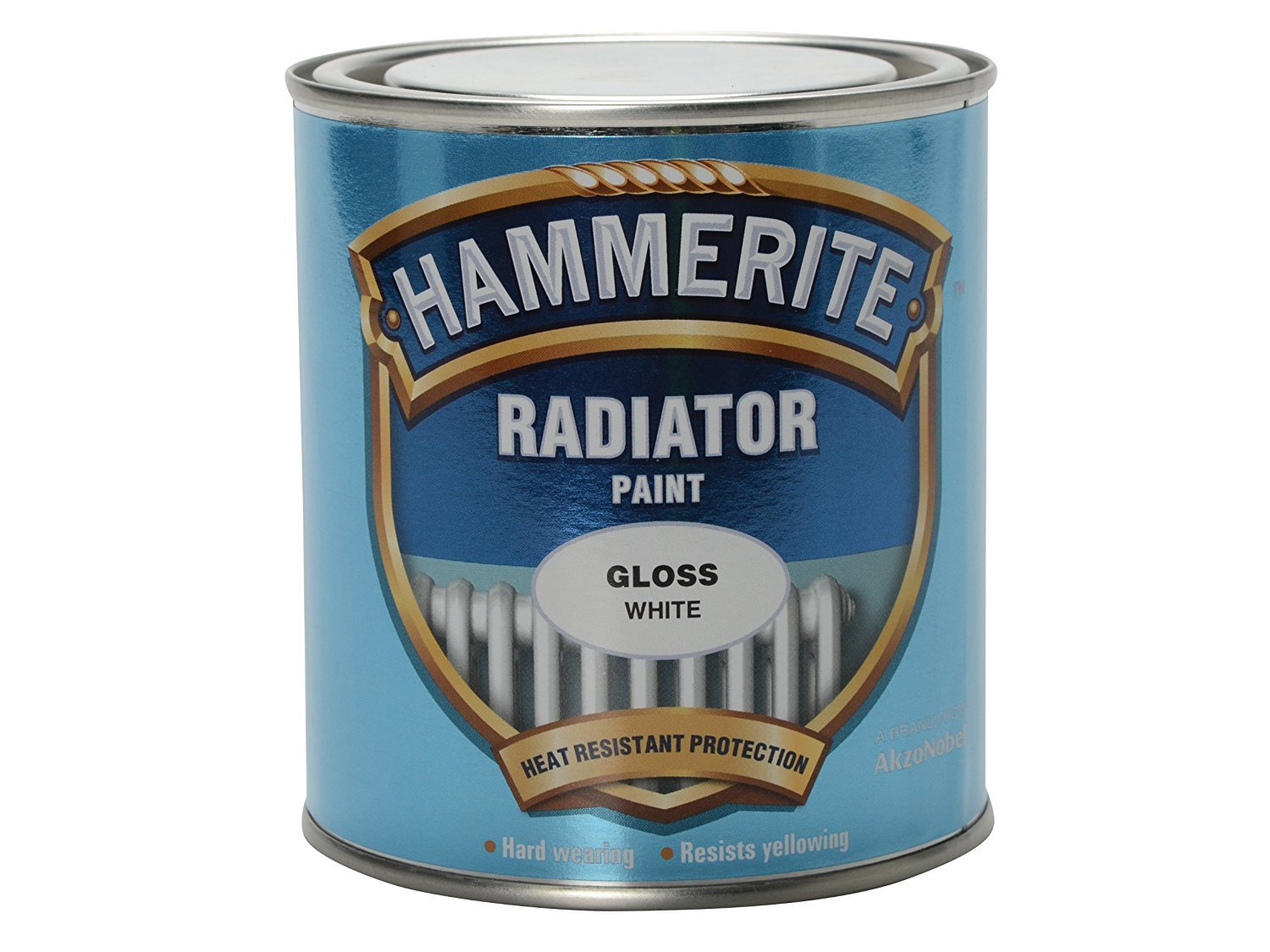 Hammerite REG500 500ml Radiator Paint - Gloss White 5092846 B001GU8C0I