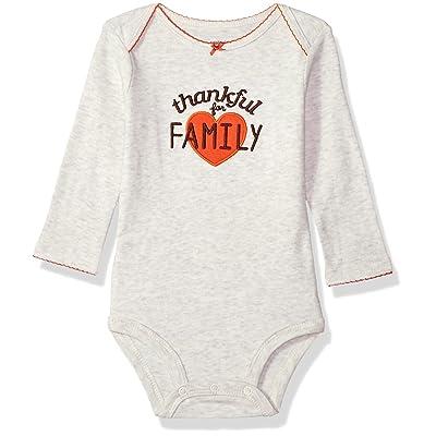 Carter's Unisex Baby Hoilday Bodysuit (Baby)