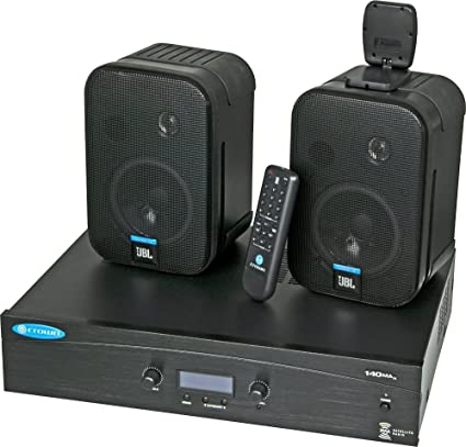 Xm Radio Business Music System with Jbl Speakers