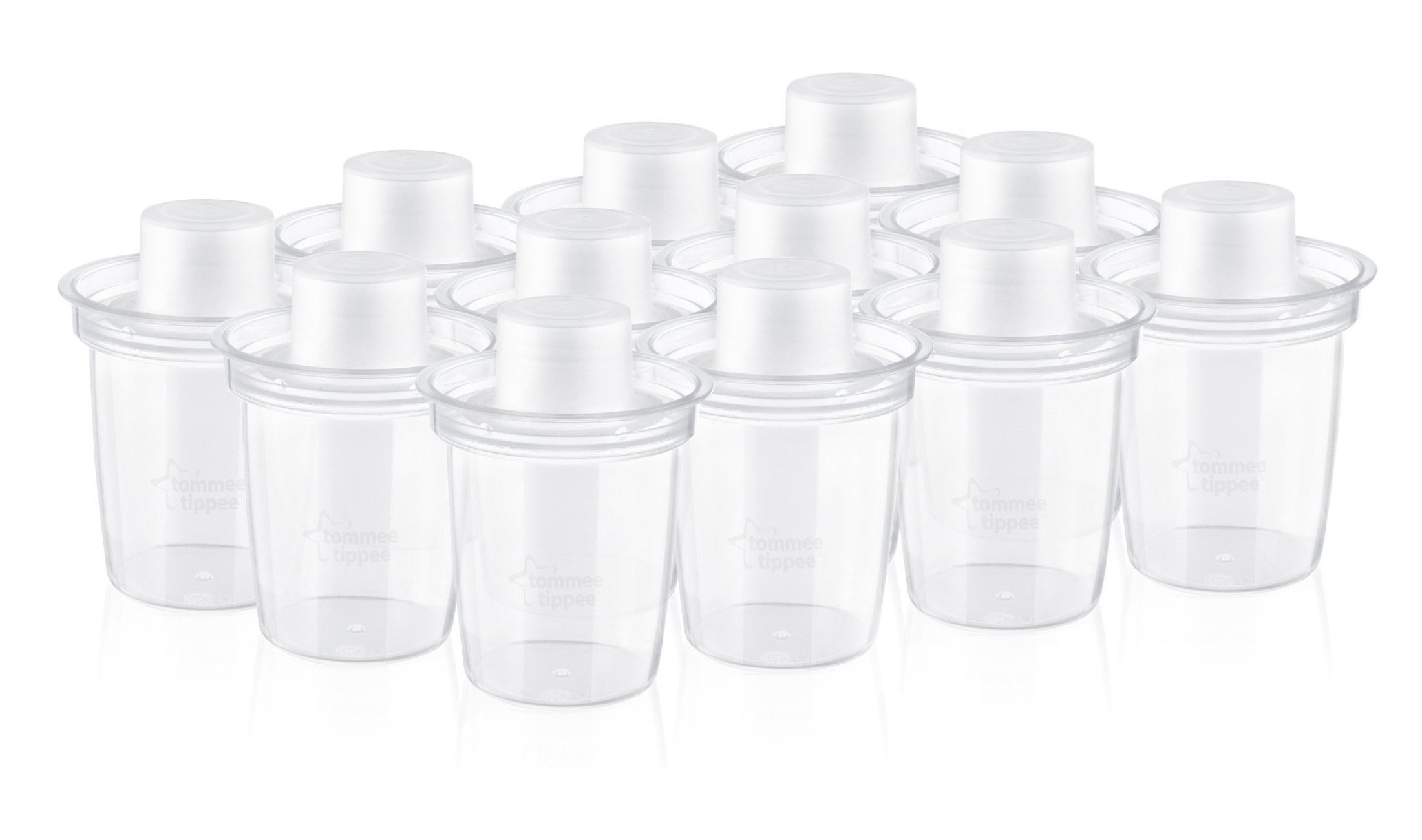 Tommee Tippee Formula Dispensers, 12-Count