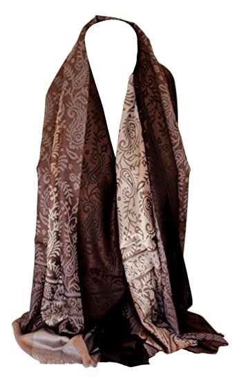 6d6314025bb Embossed Reversible Two Sided Full Paisley Print with Background ...