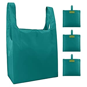 Marrs Green Blue Shopping Bags