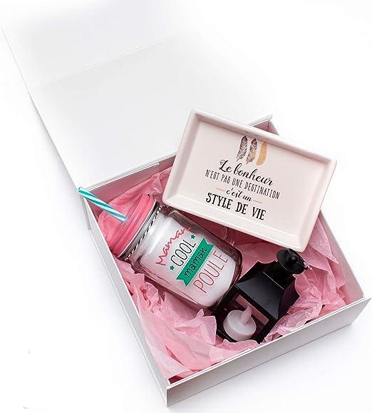 CS Comptoir & Sens - Caja de Regalo para mamá Cozy, Mujer, Ideal ...