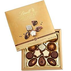 Lindt Chocolate Swiss Luxury Selection Box, 4.9 oz.