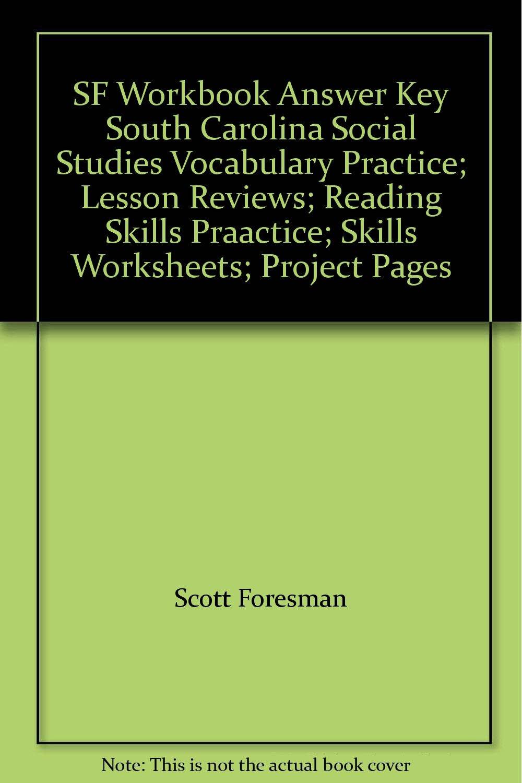 SF Workbook Answer Key South Carolina Social Studies ...