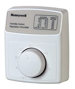 Honeywell H8908B Whole House Humidistat