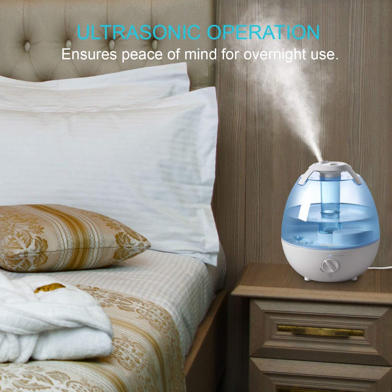 GX·Diffuser Ultrasonic Cool Mist Air Humidifier