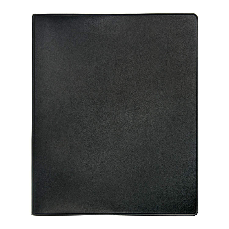 Exacompta 224721E Barbara Agenda Civil Espace 22  avec Répertoire Adresse 18 x 22 cm Jan à Déc Noir - Année 2019