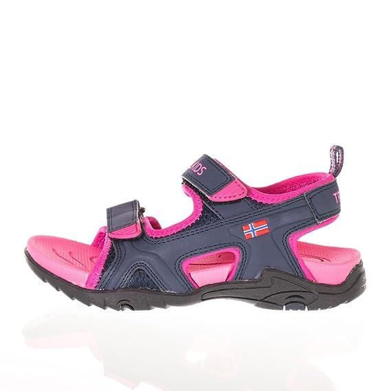 Chaussures Trollkids bleues garçon ewGYBmJ