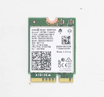 Amazon.com: Tarjeta WiFi compatible con tarjeta de red ...