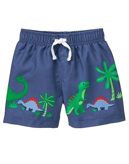 126171237b Amazon.com: Gymboree Toddler Boys' Dino Trunk: Clothing