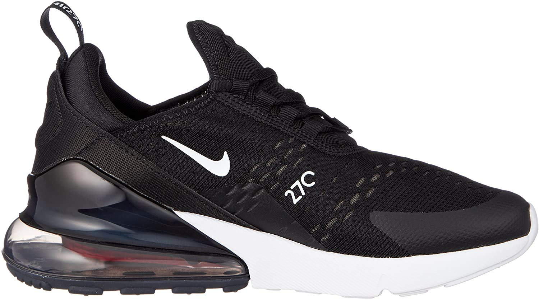 Klinik Bekännelse beställa  Nike Boys' Air Max 270 (Gs) Running Shoes - Buy Online in Japan ...