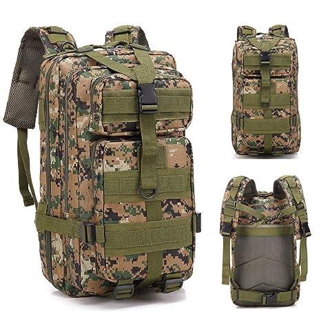 3b68a68361c5 Amazon.com   GUJJI FUN Tactical Backpack