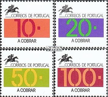 Prophila Collection Portugal Michel.-No..: p91-p94 (Completa.edición.) 1993 Los Sellos de Correos (Sellos para los coleccionistas): Amazon.es: Juguetes y juegos