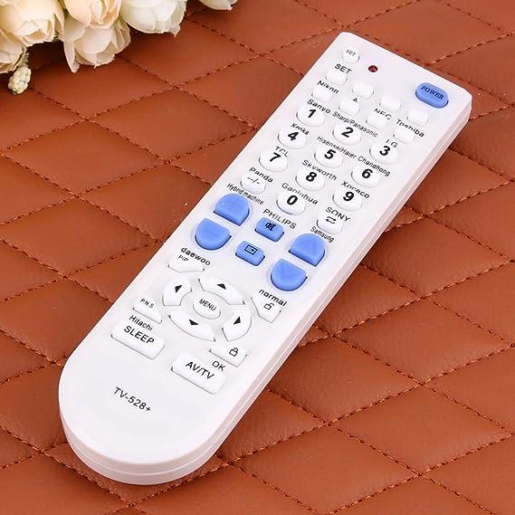 Reemplazo del Control Remoto Universal de TV para Sony Sharp Samsung: Amazon.es: Hogar