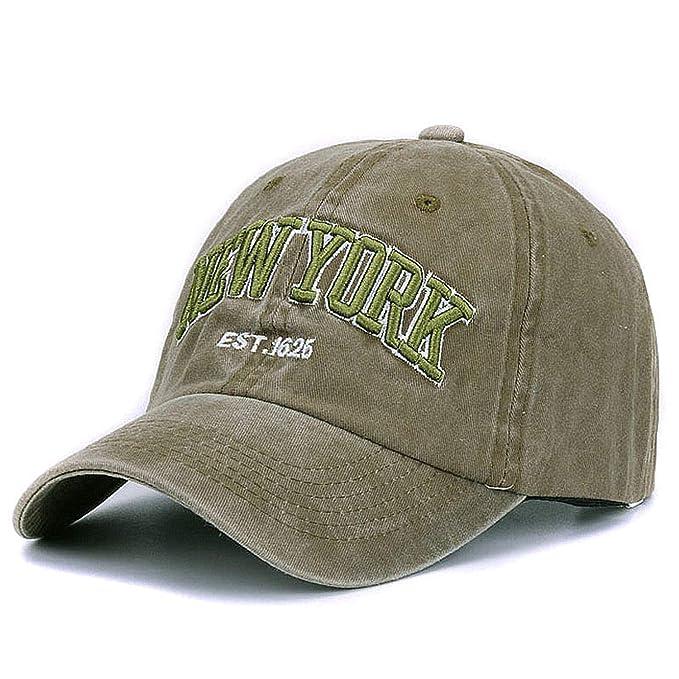 492fe1f15e8 Amazon.com  100% Cotton Baseball Cap hat for Women Men Vintage dad ...